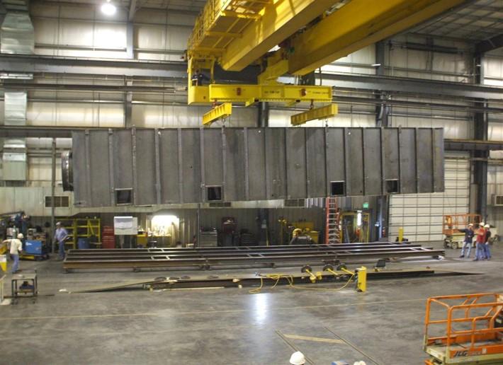 Pcapp Bioreactor Lift In Large Fab