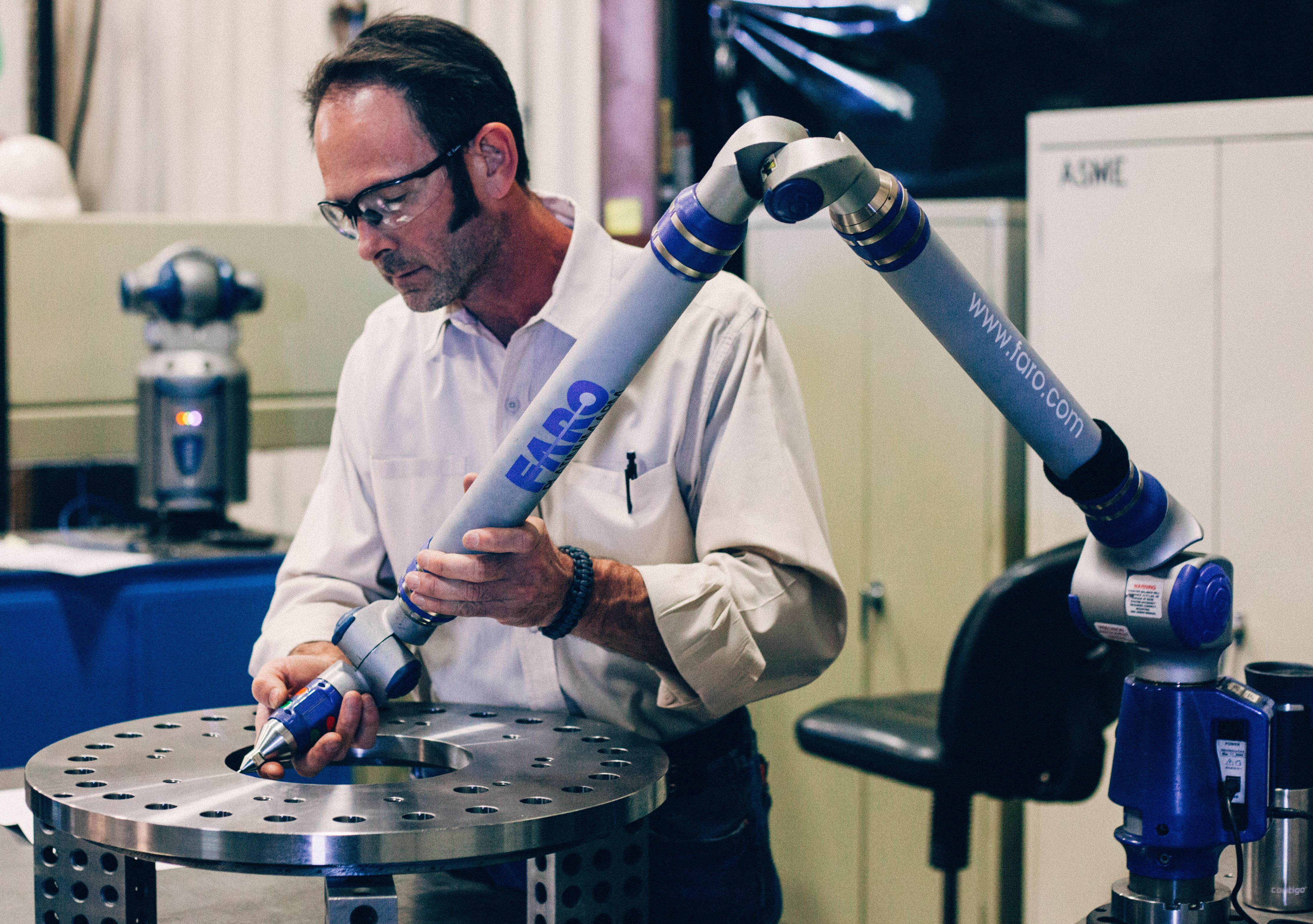 FARO Arm Inspection